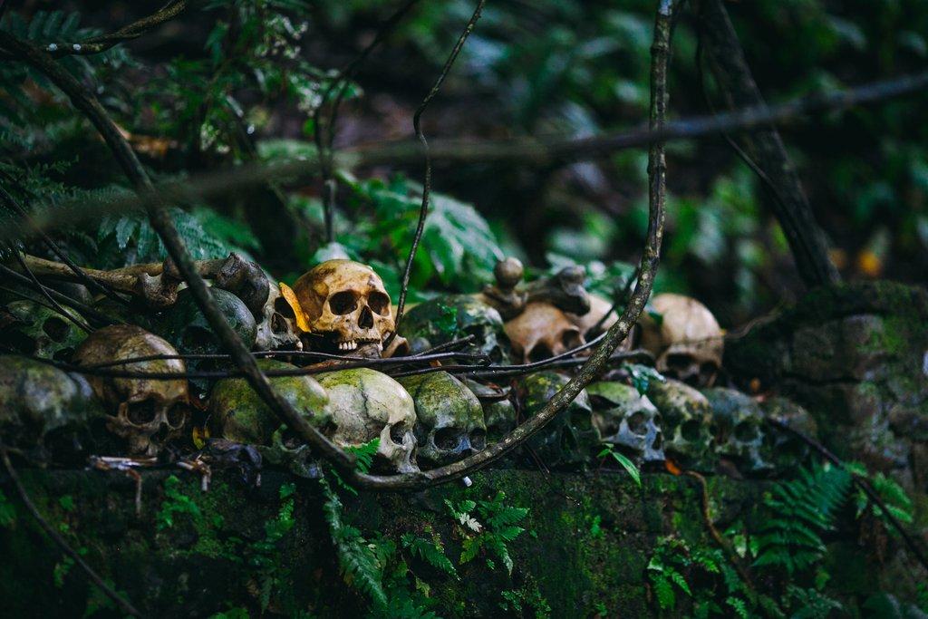 Scary Treasure Hunt