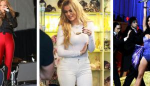 Shocking Celebrity Wardrobe Malfunctions