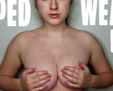 Wearing A Bra