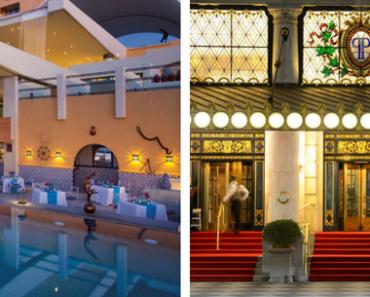 5-Star Luxury Hotels