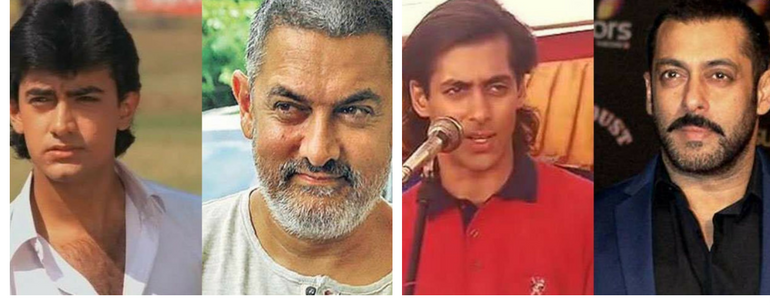 10 Bollywood Celebrities Then And Now
