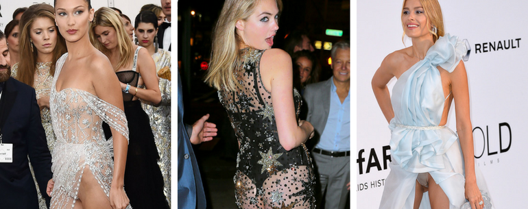 100 Embarrassing Celebrity Wardrobe Malfunctions
