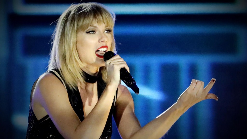 Taylor Swift Has Released A New Song 'Ready For It'