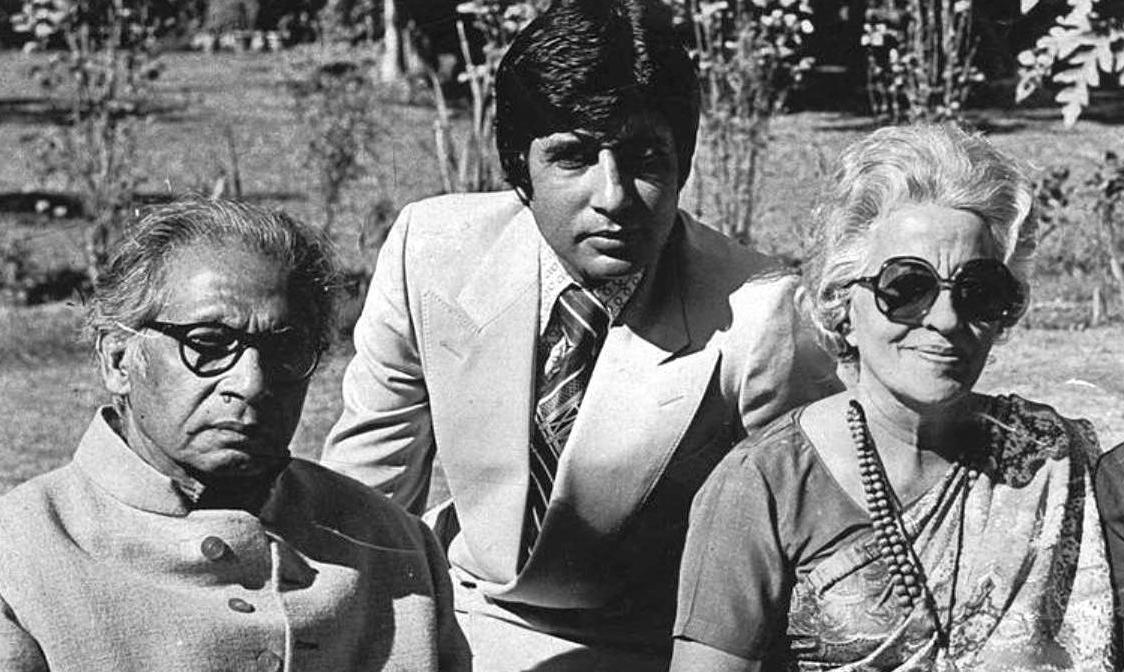 Amitabh Bachchan's mother Teji
