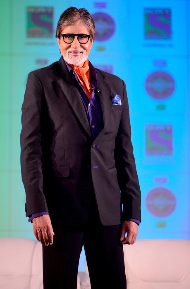 Amitabh Bachchan Birthday-35