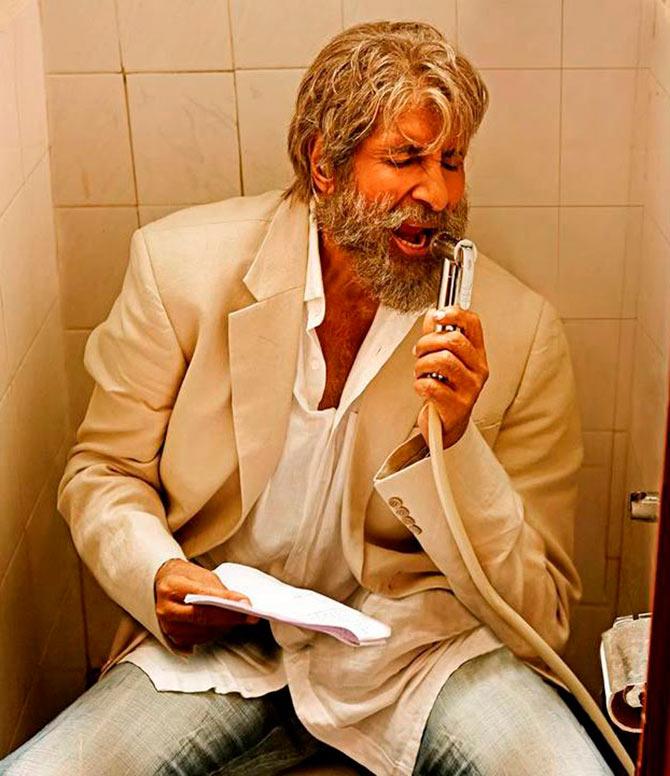 Amitabh Bachchan Birthday-63