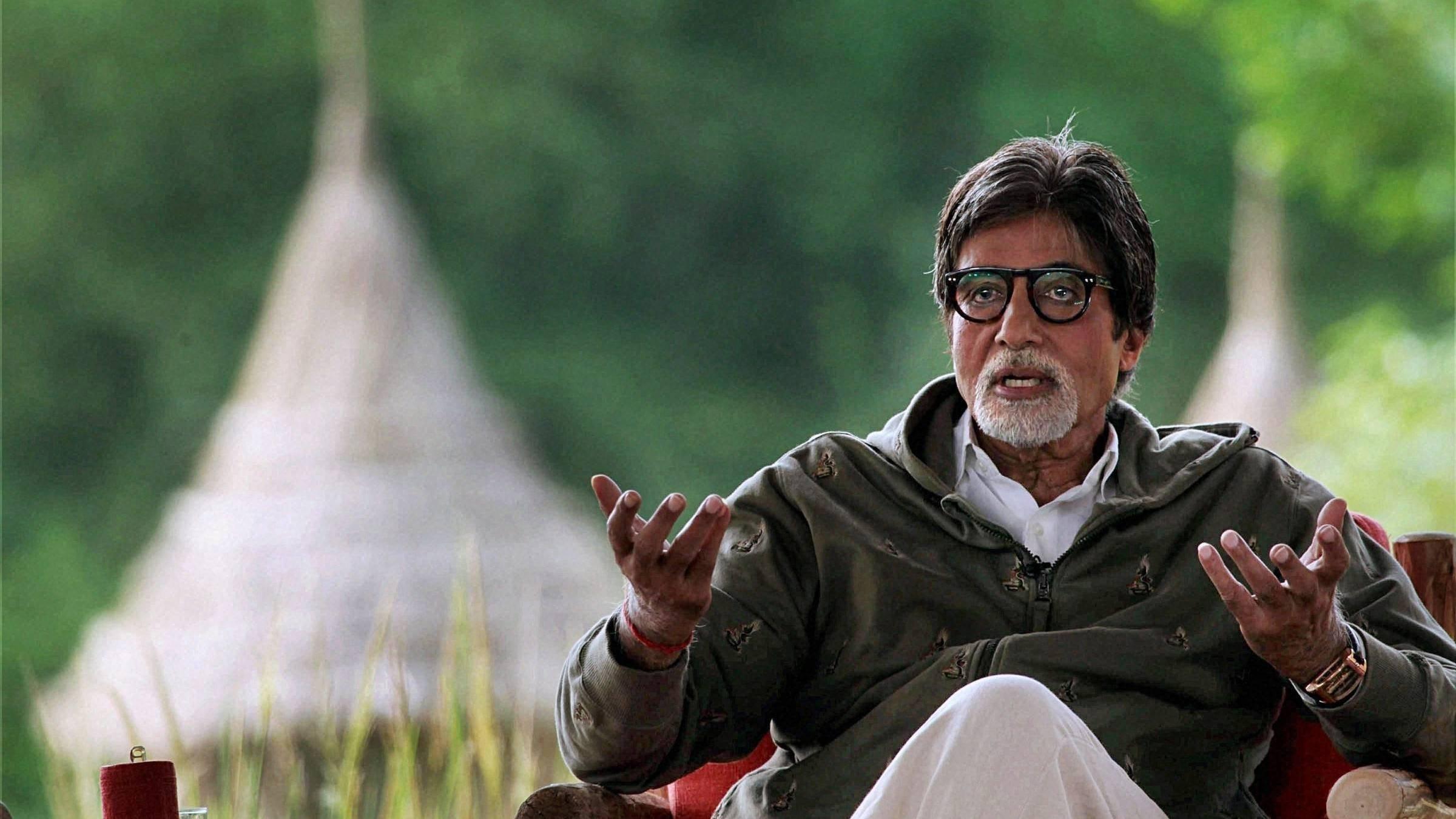 Amitabh Bachchan Birthday-