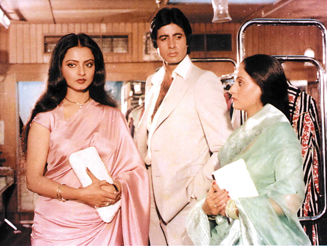 best songs of rekha and amitabh relationship