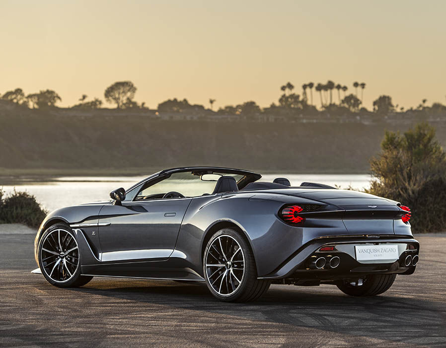 Aston Martin Vanquish Zagato 10