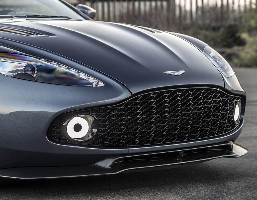 Aston Martin Vanquish Zagato 11