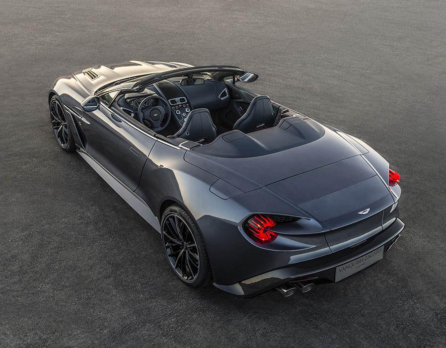 Aston Martin Vanquish Zagato 12