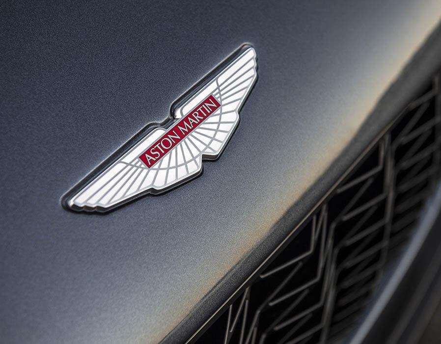 Aston Martin Vanquish Zagato 13