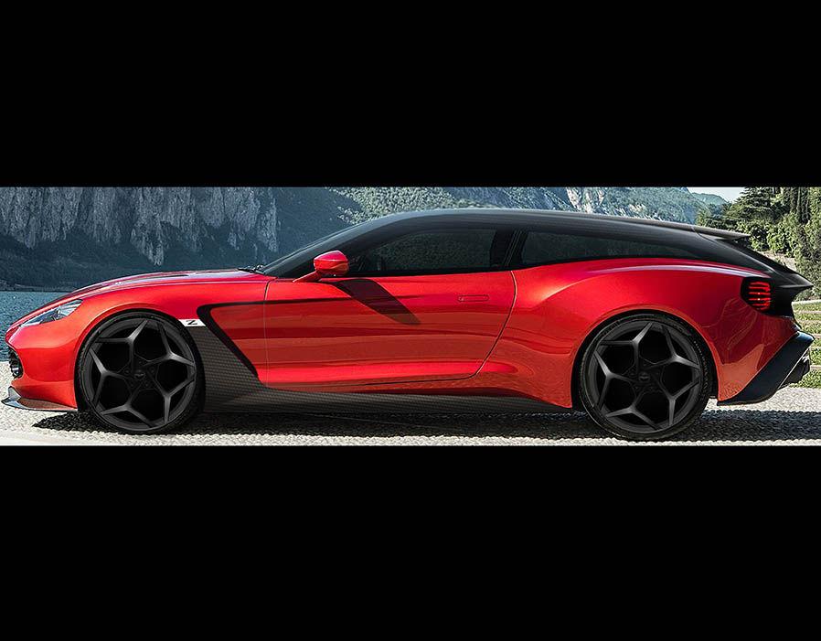 Aston Martin Vanquish Zagato 23