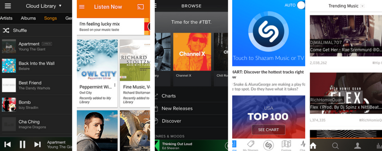 Top 25 Best Music Apps For Smartphone