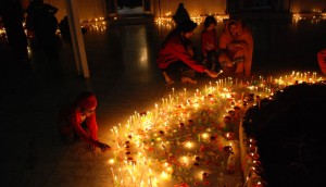 Celebrate A Very Different Diwali