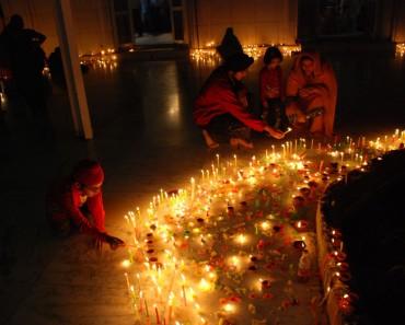 Celebrate A Very Different Diwali