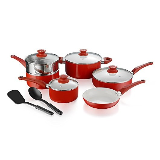 Ceramic Frying Pots And Pans