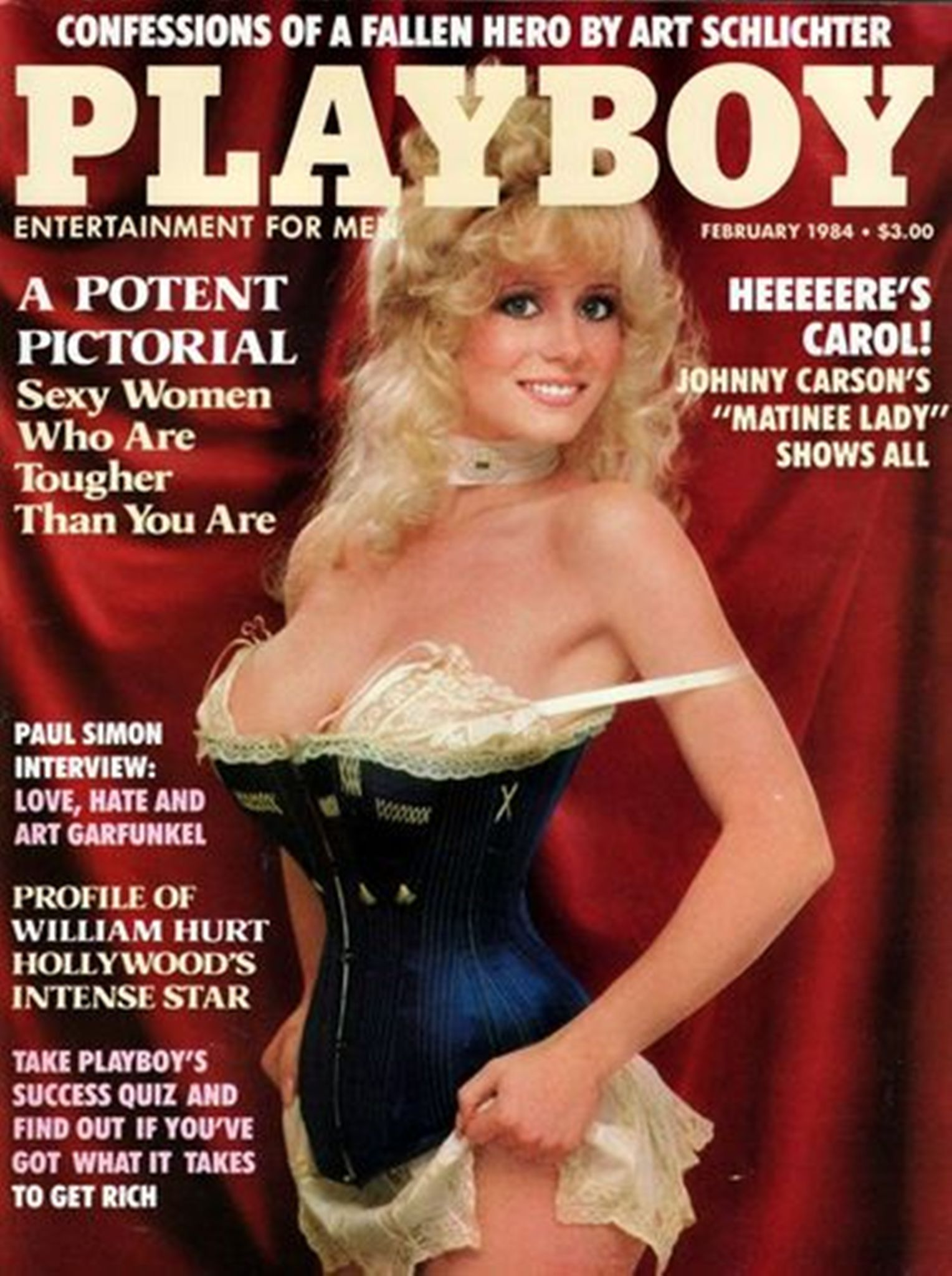 Deora Bayard- Playboy Magazine Subscription