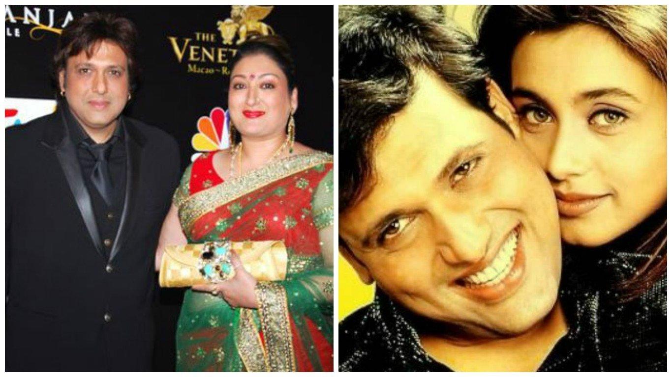 Govinda - Sunita - Rani