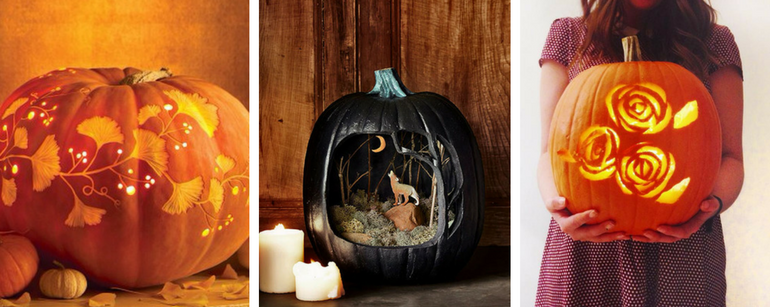 24 Inspiring Ideas For Halloween Pumpkin Carving You Haven't Tried Yet