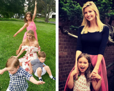 Ivanka Trump's Life In Pictures On Her 36th Birthday