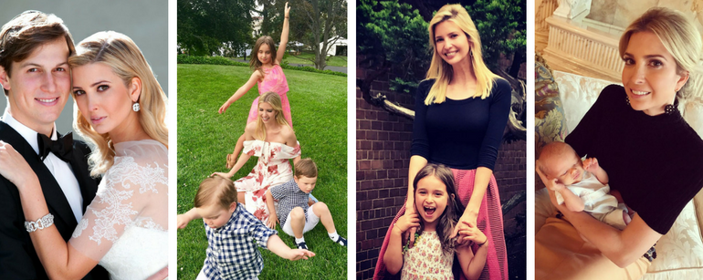 55 Ivanka Trump's Life In Pictures On Her 36th Birthday