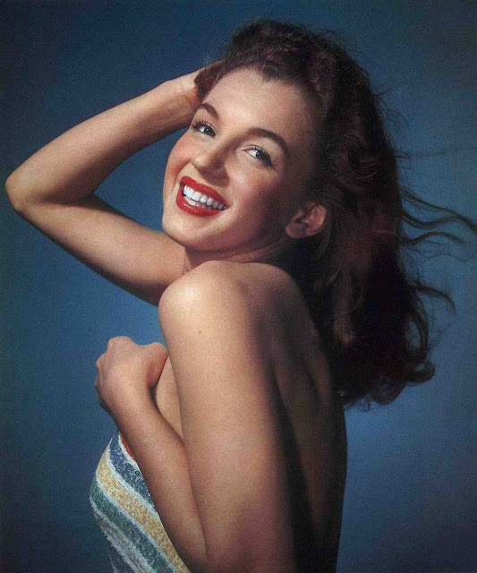 35 Rare Photos Of Marilyn Monroe Before She Was Famous