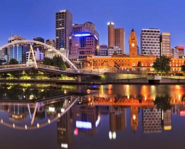 Melbourne - Best City for living