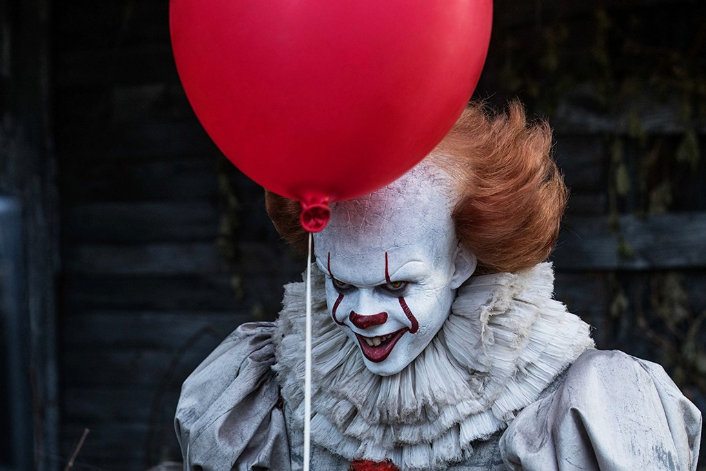 Pennywise the clown from It -Halloween Costumes