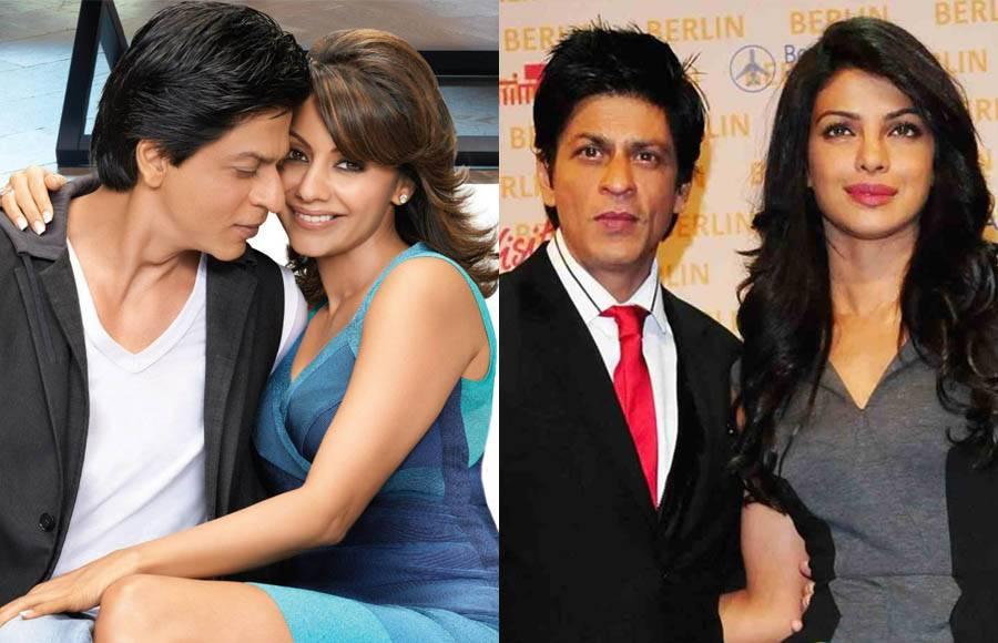 SRK - Gauri - Priyanka