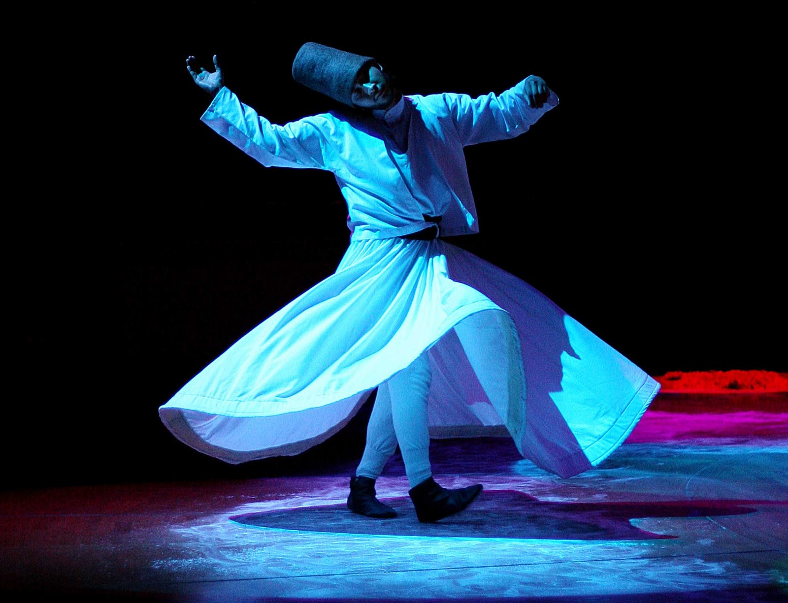 whirling2 -Rumi Quotes
