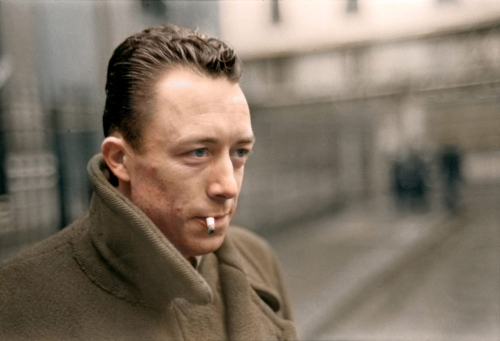 14 Albert Camus Quotes On Love And Life