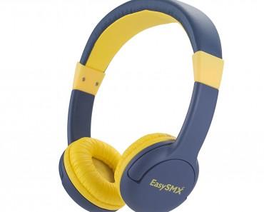 EasySMX Comfortable Kids Headphones Safely Children Over-Ear Headsets