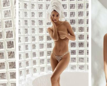 Emily Ratajkowski Goes Topless For Inamorata