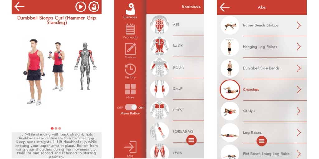 16 Awesome Health And Fitness Apps For Smartphone Users