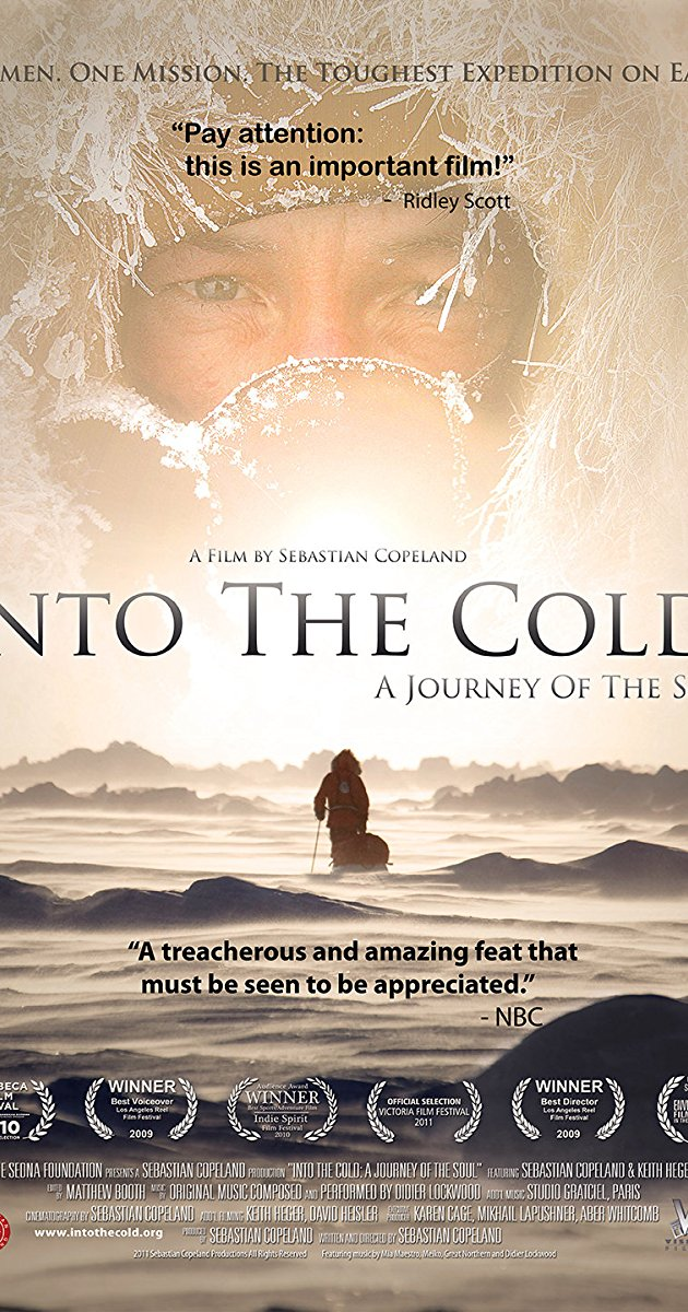 Into the Cold-A Journey of the Soul