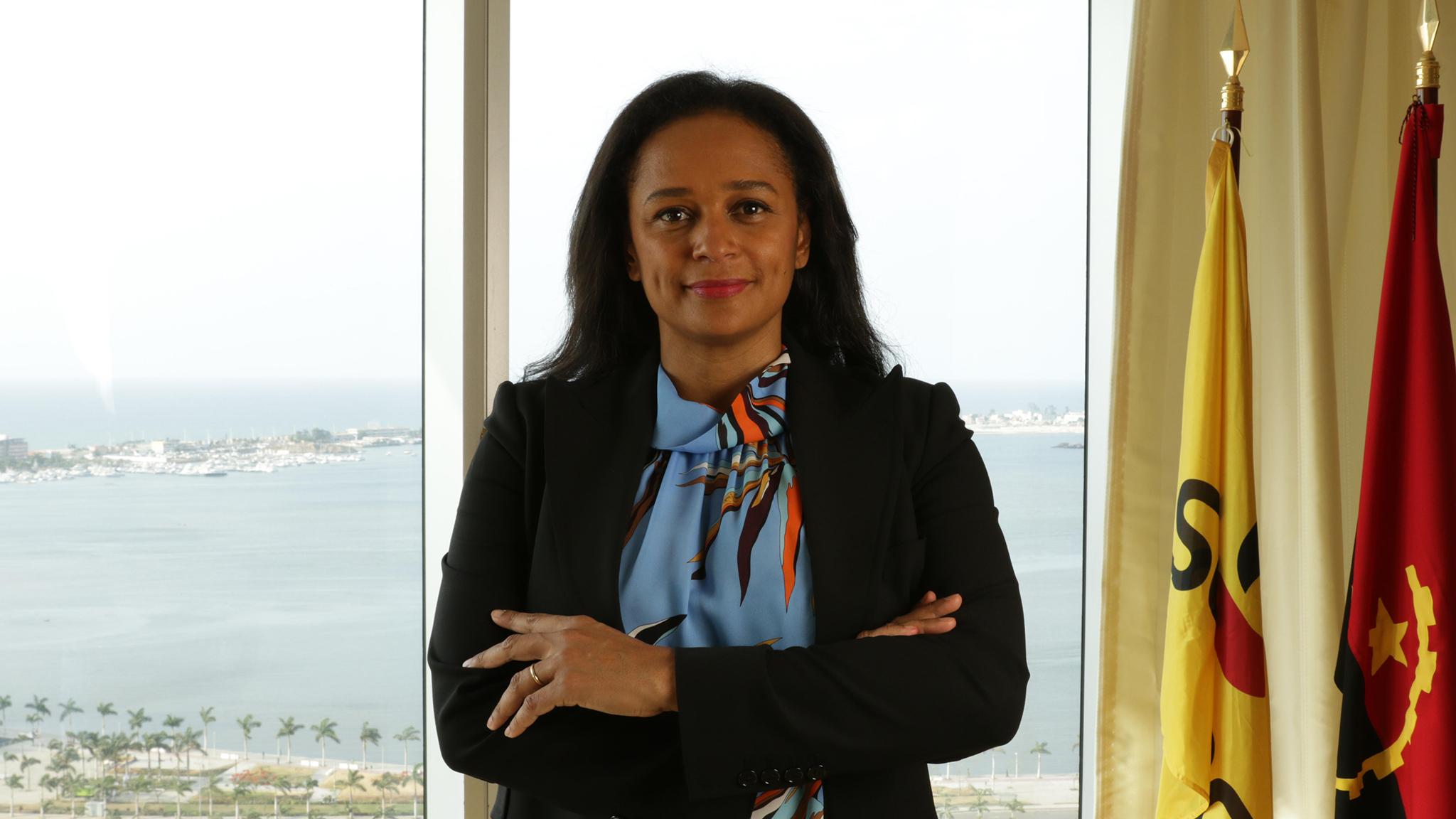 Isabel dos Santos
