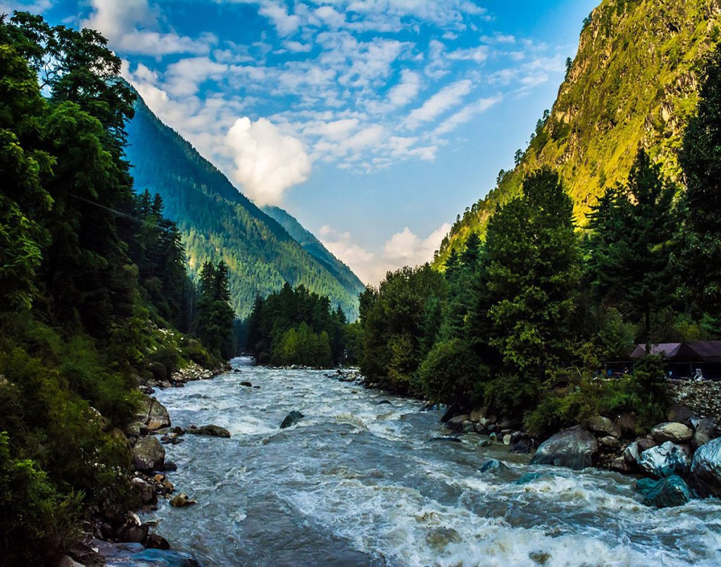 Treks And Trails In Kasol