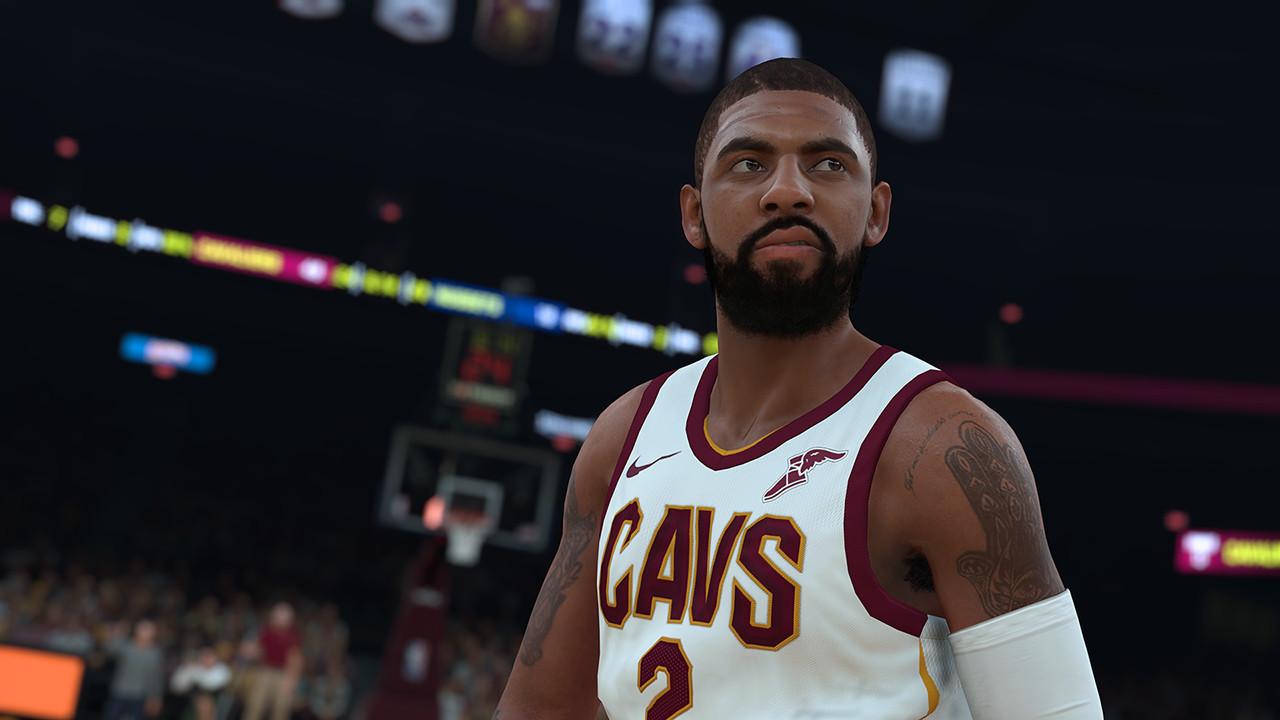 NBA 2k18 -1