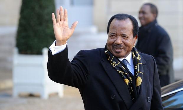 Paul Biya, 84, President of Cameroon