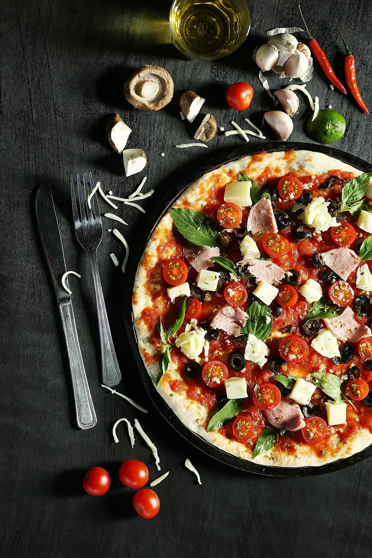 Pizza And Pasta, My Two Loves- freshmenu.com