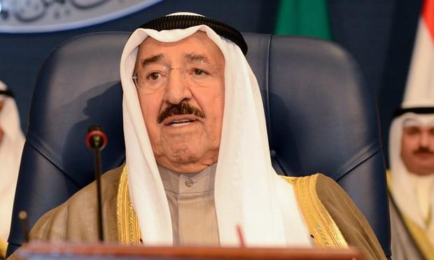 Sabah al-Ahmad al-Jaber al-Sabah, Kuwait