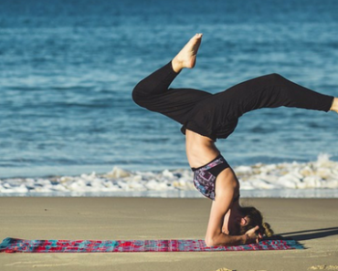 Skin Benefits from Yoga