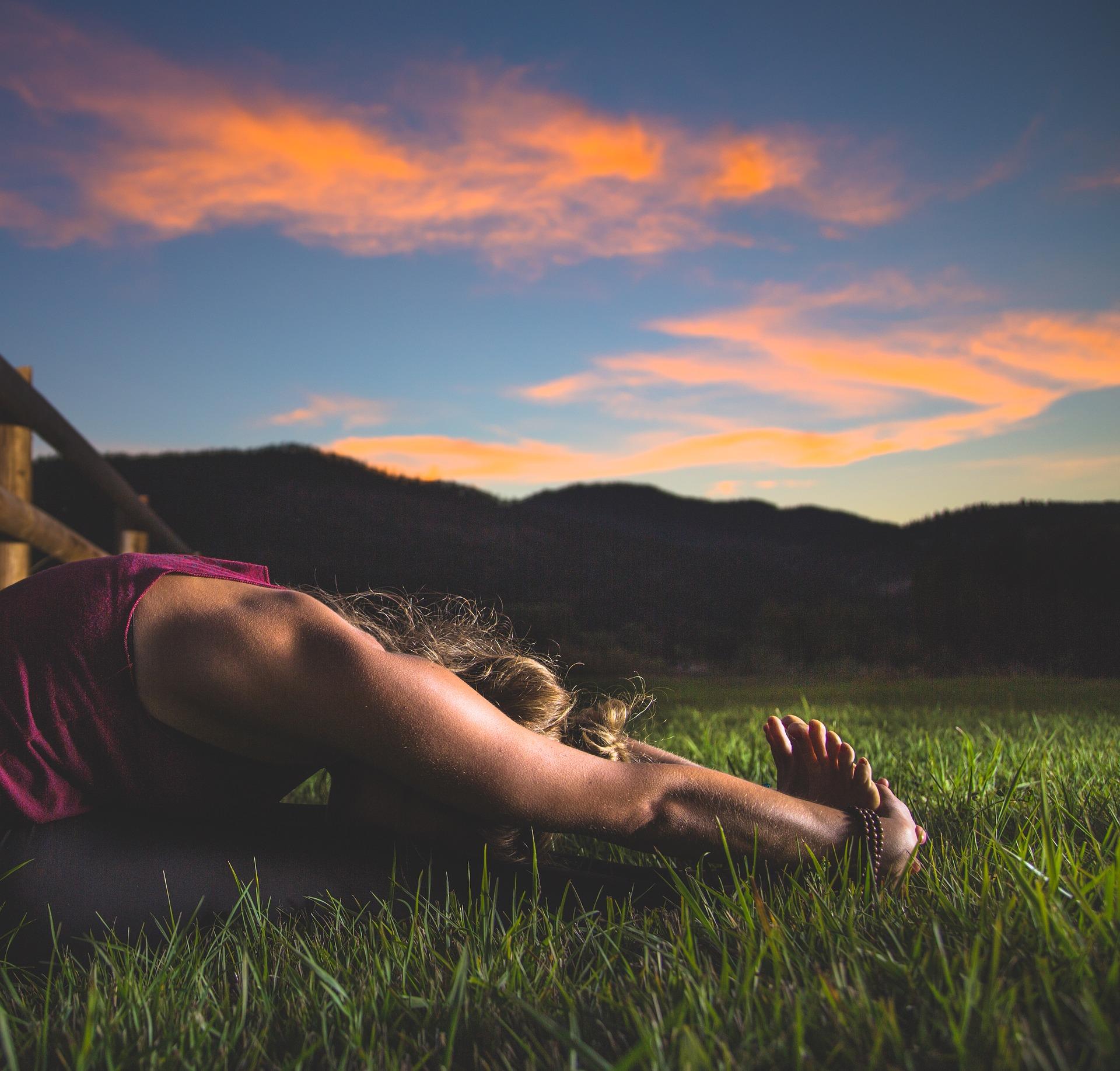 Skin Benefits from Yoga -Health