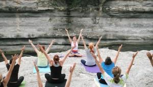 Skin Benefits from Yoga - Women Skin Care