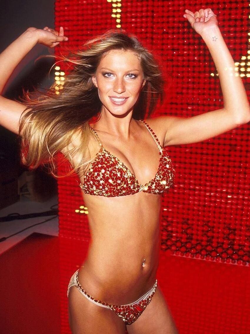 Victoria's Secret Red Hot Fantasy Bra and Panties