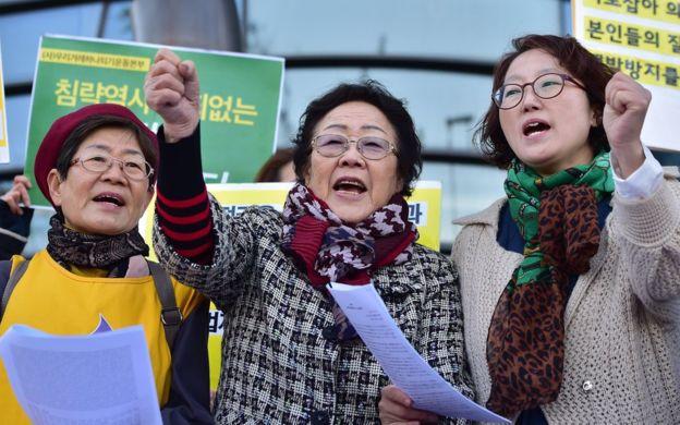 WWII Comfort Women