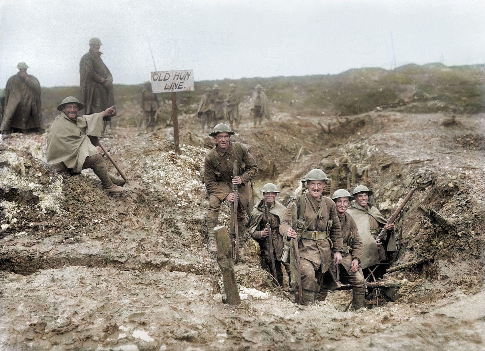 World War One -12
