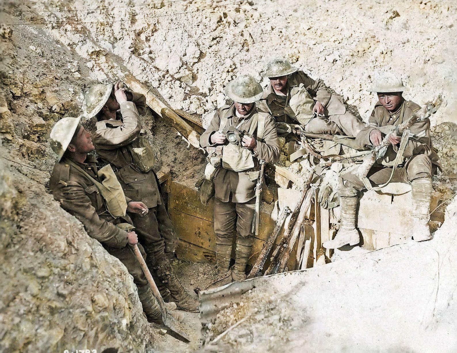 World War One -13