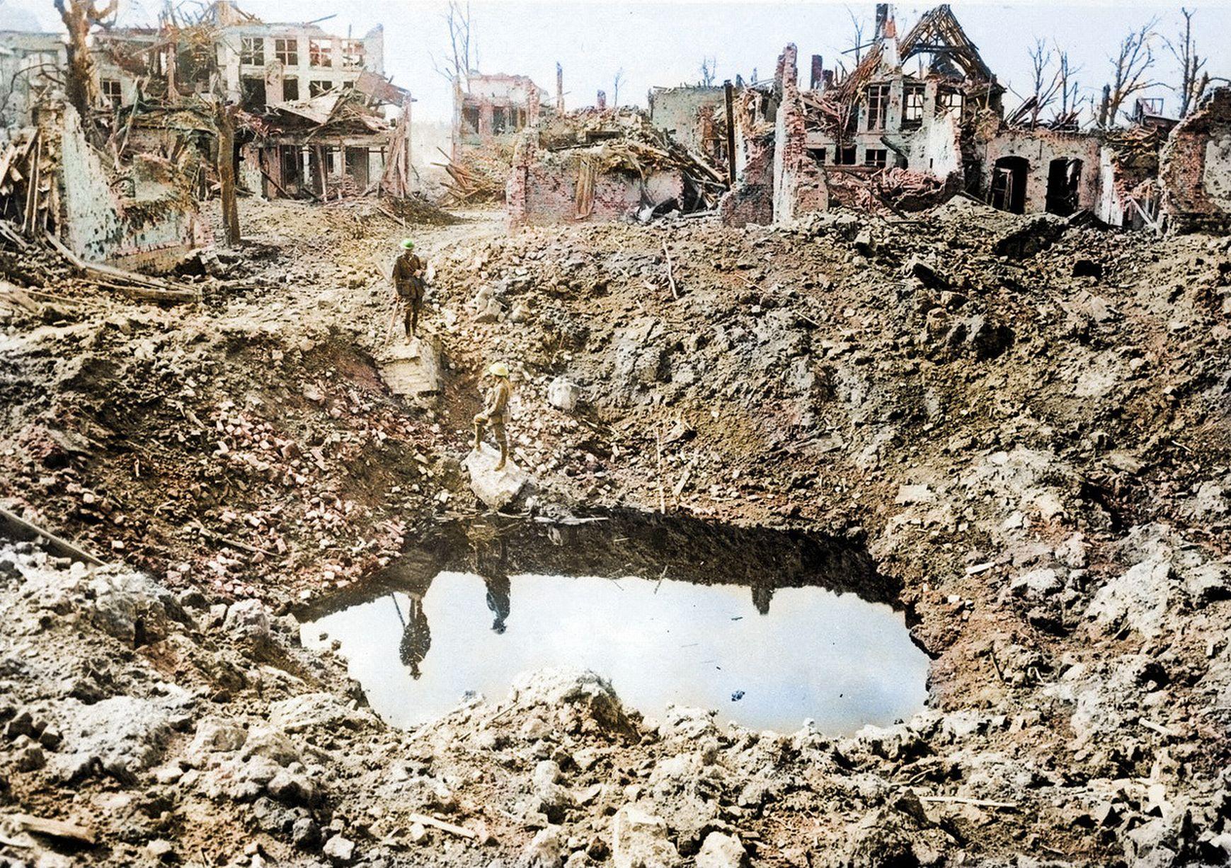 World War One -18